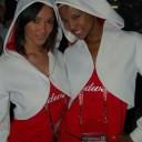 Budweiser girls