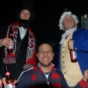 Founding fathers with son