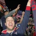 Robert Green's moment of triumph!